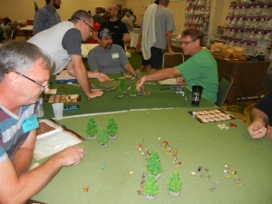 SAGA Tournament at Hurricon 2014