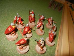 House Lannister Foot Sergeants