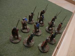 House Lannister Mercenary Foot Sergeants.